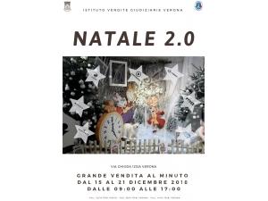 GRANDE VENDITA AL MINUTO DAL 15 AL 21 DICEMBRE 2018