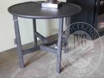 Immagine di Rif 477 ZONA 6 QTA1 Tavolino Molteni rotondo in rovere grigio