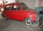 FIAT 500 ANNO 1969