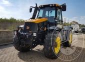 (Lotto n.12) - Trattrice agricola marca JCB modello FASTRAC LANDPOWER 2140, targata, immatricolata il 16.01.2008