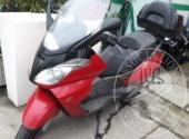 Motociclo Aprilia 200 targato BX 35790