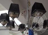 LOTTO N.7: LAMPADARIO - vendita a prezzi ribassati