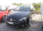 AUTOVETTURA VOLKSWAGEN GOLF TG. EY329YG ANNO 2010 CIL. 1598 GASOLIO - CAMBIO NON FUNZIONANTE