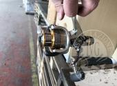 Utensileria per pesca e sub