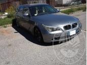 AUTOVETTURA BMW 535D TURING, TARGATA EG *** **;