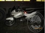 MOTOCICLO SUZUKI XF 650 .