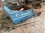 PUNTO 86: CARRIOLA MESSERSI CH-2R13D CON BENNA