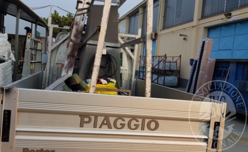 Immagine di Liquidazione n. 50/2018 - Lotto 17: Autocarro marca PIAGGIO mod. PORTER targato DR096TT