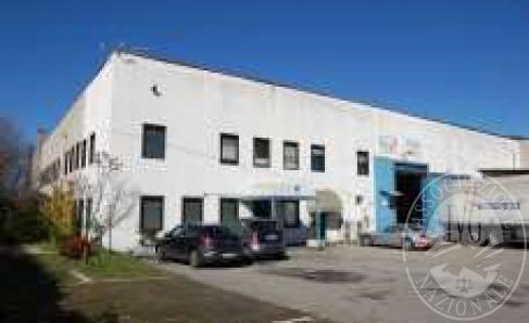 Immagine di Fallimento Eletta R.G. 202/2014 (Tribunale di Verona) - Lotto 1 :: Segrate (MI), Via Campania 3, Immobile commerciale composto da capannone + uffici (1.120mq complessivi circa)