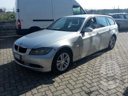 (Lotto n.1) - Autovettura marca BMW modello 320 D , immatricolata il 17.07.2007